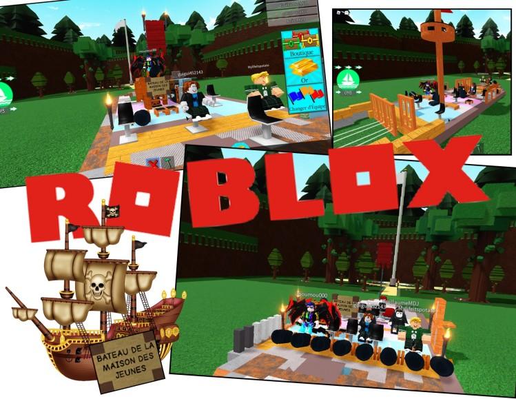 Image siteweb - Roblox
